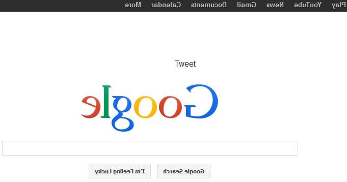 Google Mirror Trick