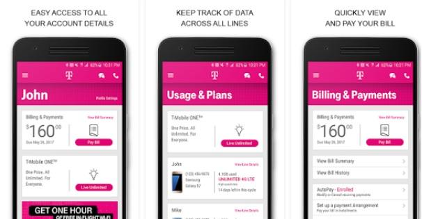 T-Mobile App