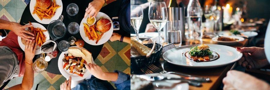 Restaurant Slogans and Taglines