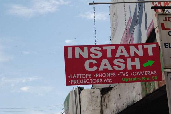 Genuine Shylocks in Nairobi