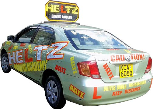 Heltz Driving School Branches