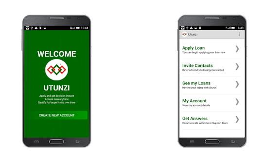 Utunzi Loan App