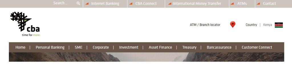 CBA Online Banking Login