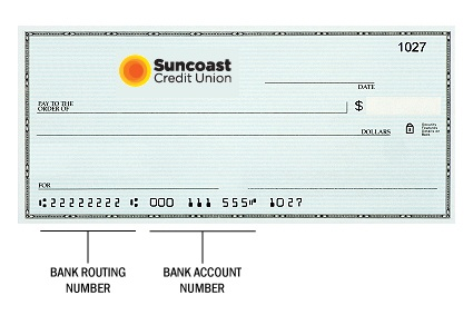 Sunnet Routing Number