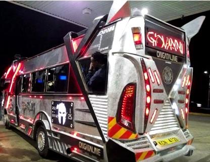 Top Hottest Matatu In Kenya